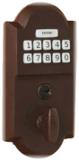 house keypad lock