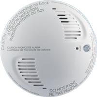 alarm system carbon monoxide detector
